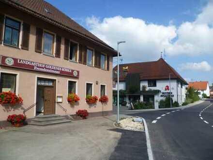 Landgasthof mit Pension, Nebengebäude, Garagen und großes Grundstück,PROVISIONSFREI