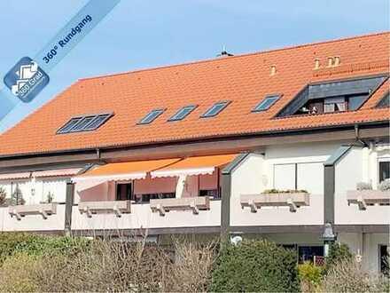 Großzügige 2-Zimmer-Wohnung in absolut bevorzugter Lage von Lauf a. d. Pegnitz