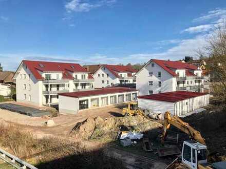 Neubau! Herrliche Terrassenwohnung in Lahr-Mietersheim
