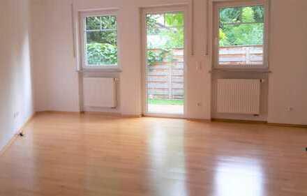 Gepflegte 3-Zimmer-Wohnung mit Garten im Zentrum von Mainburg