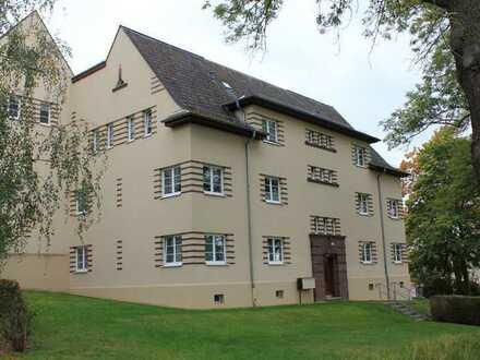 Wohnen im Grünen: Wohnung mit Loggia in Plauen