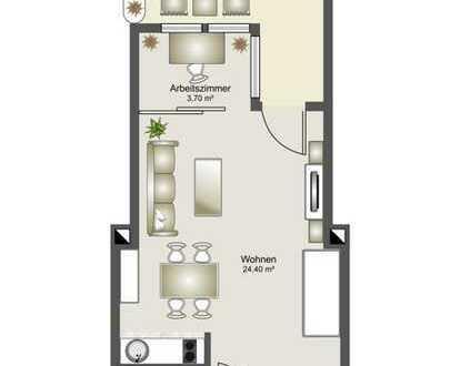 E & Co. **Zur Kapitalanlage** Sehr schönes Apartment in einem gepflegten Wohnhaus in ruhiger Lage.
