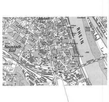Neustadt-Süd, am Römerpark, hochwertig sanierte 3-Zimmer-Wohnung. Besichtigung: 20.01.20, 17.30 Uhr