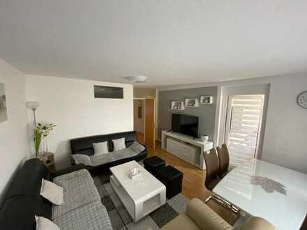 Schöne 3 Zimmer Wohnung mit Balkon und TG-Stellplatz in Herrenberg