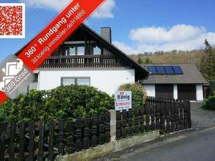 Großzügiges Einfamilienhaus mit ELW bietet vielfältige Nutzungsmöglichkeiten! Keine Käuferprovision!