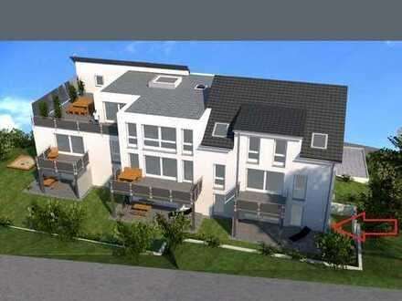 Wohnung 1 im EG - barrierefrei und mit Terrasse und Garten