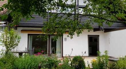Flexibel wohnen mit Traumgarten in Haar-Gronsdorf am Park