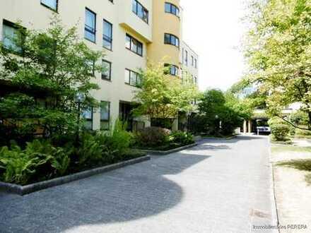 Schöne 3 Zi - Maisonettewohnung mit 2 Balkonen u. herrl. Ausblick in Bad Godesberg / zentrale Lage