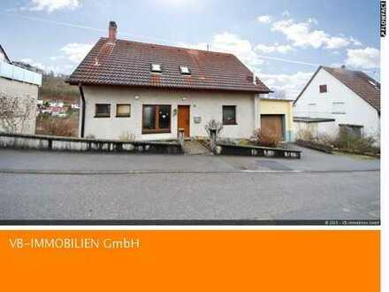 Platz für die ganze Familie- großzügiges Haus am Rande der Altstadt von Mosbach...