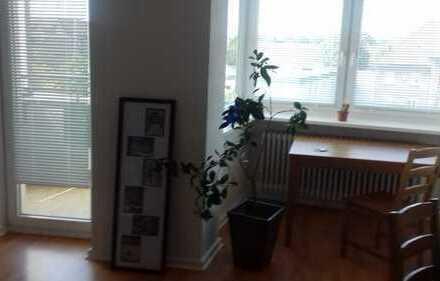 Stilvolle 2-Zimmer-Wohnung mit Balkon und Einbauküche in Hamm-Mitte, Hamburg