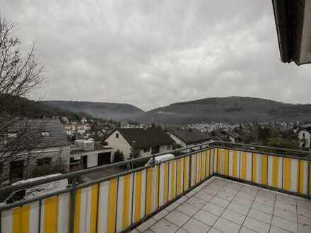 Grandiose 3,5 Zimmerwohnung in begehrter Lage mit Balkon