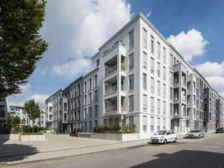 """""""Frankenberger - Höfe"""" • 4 Zimmer Wohnung • Parkett • Einbauküche & Balkon"""