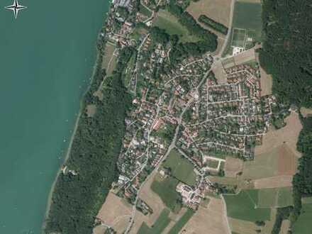 Berg - Sonniges Grundstück mit hohem Baurecht in absolut ruhiger Lage