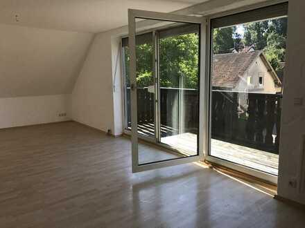 Helle 4-Zimmer-Dachgeschosswohnung im 2. OG in Windach Nähe Ammersee