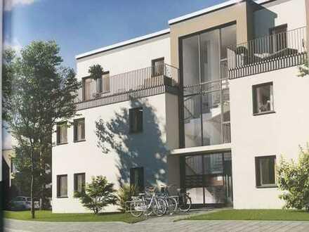 Krailling an der Würm: in Parkgrundstück große 2-Zimmer-Wohnung mit 67,5 qm + TOP EBK und Balkon