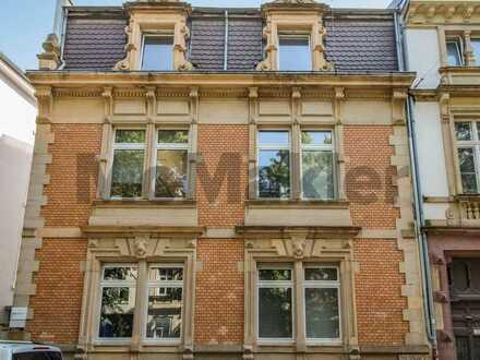 Seltene Gelegenheit: Wohn- und Geschäftshaus im Jugendstil in Zentrumslage in Karlsruhe