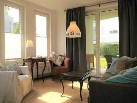 Lindenbogen - sonnige 2 Zimmer mit Parkett nahe der Innenstadt