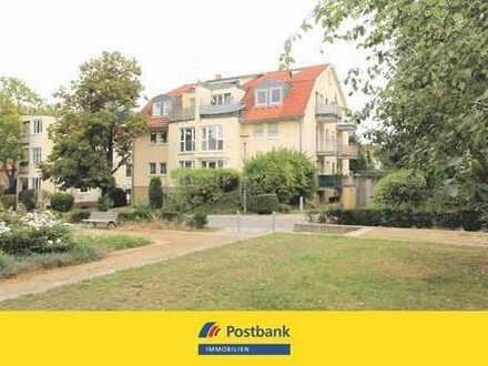 Hübsche 2-Zimmerwohnung - vermietet - in zukunftssicherer Lage südlich von Berlin
