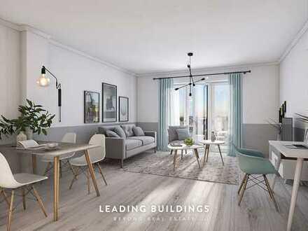 5. Obergeschoss: Wohnung mit attraktiver Aussicht in Kö-Nähe
