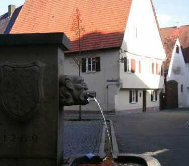 WG-Zimmer im Altstadthaus,ruhig und zentral in Lauingen