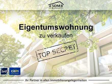 TOP SECRET: 3-Zimmer-Dachgeschosswohnung in Gaggenau