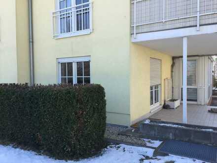 Ideal für Studenten und Berufsanfänger! Zentral gelegene 1-Zimmer-Wohnung mit Terrasse