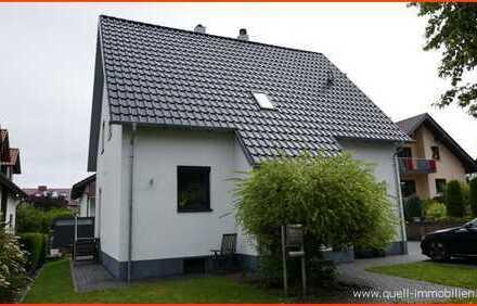 Kernsaniertes EFH mit 140 qm Wfl. , Keller in Bronnzell - Nähe Schloss Fasanerie zu verkaufen