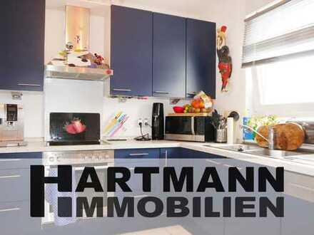 Moderne und schwellenlos erreichbare 4-Zimmer-Wohnung mit Balkon, Tageslicht-Bad und Gäste-WC!