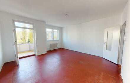 Bezugsfreie, renovierungsbedürftige 2 Zimmer-ETW in Berliner Top-Lage am Bayerischen Platz.
