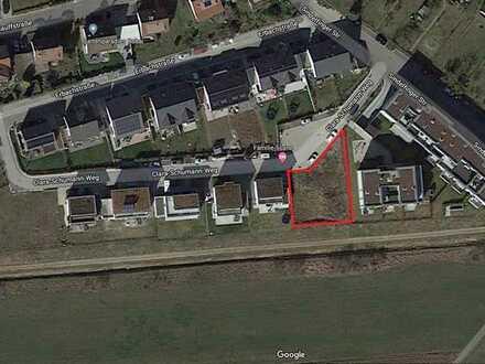 Bauplatz Magstadt Neubaugebiet