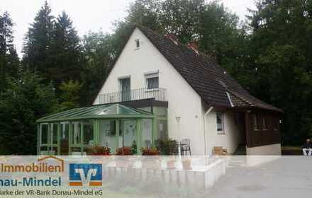 Einfamilienhaus mit großzügigem Grundstück in Dillingen