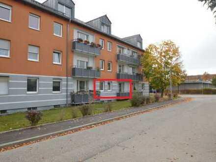 Freie 2 Zimmer Erdgeschosswohnung in zentraler Lage in Kaufering