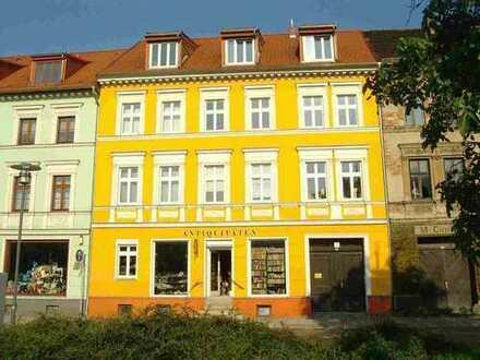 Zweiraumwohnung im Gartenhaus einer Wohnungseigentumsanlage mittem im Kiez