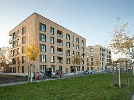 GLÜCKSTEIN V: Anspruchsvolles Wohnen am neu gestalteten Hanns-Glückstein-Park