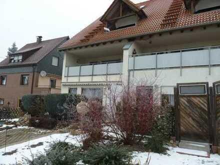 Schöne 2,5-Zimmer-Wohnung mit Balkon und EBK in Holzgerlingen