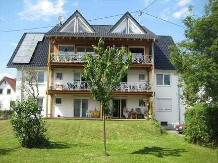 Energiesparhaus! Maisonette mit GROßEM SÜDBALKON, 3,5 Zi