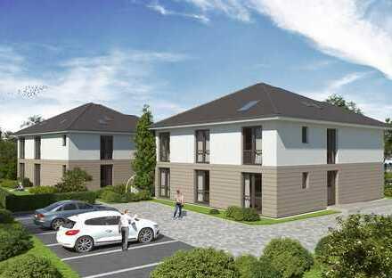 Neubau von 8 Eigentumswohnungen
