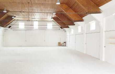 #Traitteur Immobilien - Top sanierte Mehrzweck-Lagerhalle für Gewerbe oder Hobby