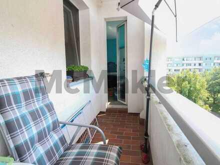 Attraktive 4-Zi.-Wohnung mit Balkon zur späteren Eigennutzung in der Universitätsstadt Greifswald