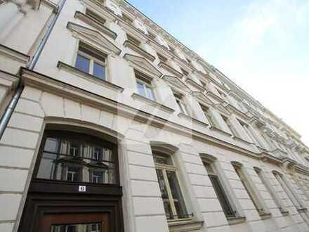 //Ein Höchstmaß an Luxus und Komfort...Traumhaftes Dachgeschoss im Waldstraßenviertel//