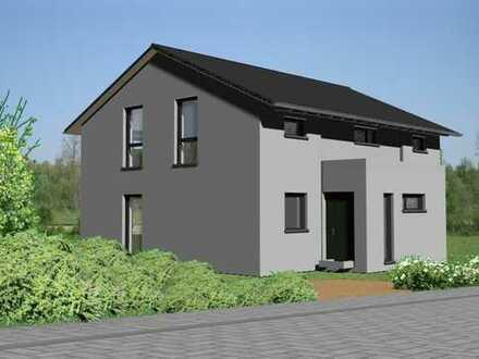 Bauen nach Ihren Wünschen! Modernes Einfamilienhaus 151m² Wohnfläche, inkl. ca. 400 qm Grundstück.