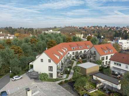 Wertvolles Eigentum in Kitzingen - barrierefreie Eigentumswohnungen inkl. Tiefgarage