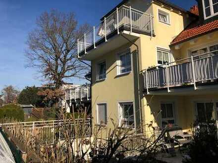 TOP-Terrassenwohnung im 1.OG Großhadern, frei, ruhige Lage incl. Küche