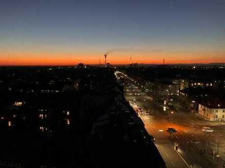Wohngemeinschaft!!! über den Dächern von Karlsruhe