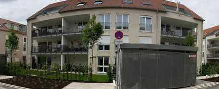 Moderne EG-Wohnung mit Süd/West-Terrasse