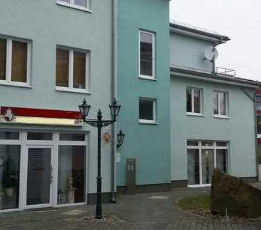 Wohnen im Stadtzentrum, moderne 2-Zimmer-Wohnung mit Balkon in Wandlitz