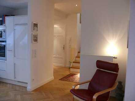 Traumhafte 3,5-Zimmer-Maisonettewohnung über den Dächern von Laim