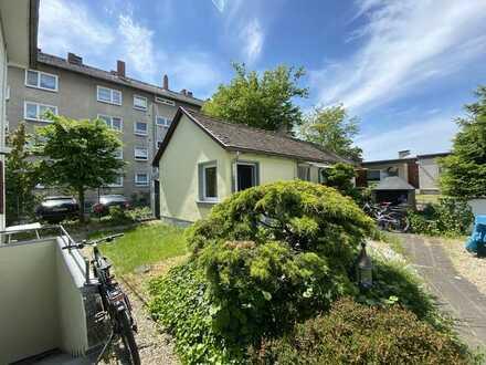 Attraktiver 1-Zimmer-Bungalow mit EBK in Kelsterbach, Kelsterbach