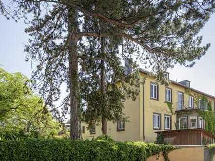 Altbauvilla mit Baugenehmigung für Erweiterung auf über 900m² Wfl. in Bestlage auf der Gänsheide