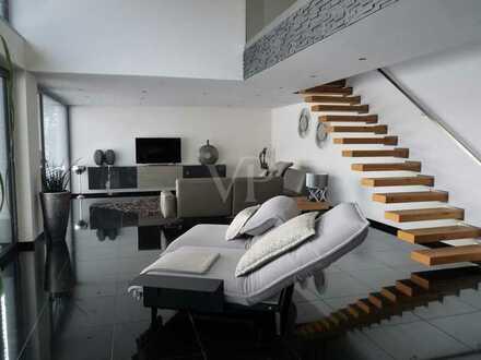 Luxuriöses Einfamilienhaus in Ortsrandlage